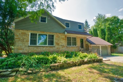 Prospect Heights Single Family Home For Sale: 417 West Willow Road