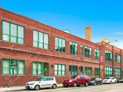 Condo/Townhouse For Sale: 22 North Morgan Street #211
