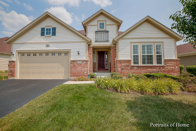 Naperville Single Family Home For Sale: 2628 Foxglove Street