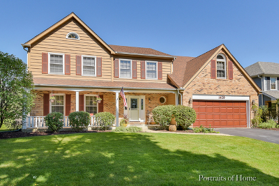 Naperville Single Family Home For Sale: 1429 Sequoia Road