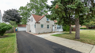 Melrose Park Single Family Home For Sale: 920 North Roberta Avenue