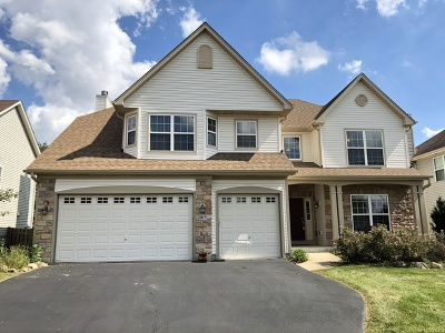 Bartlett IL Single Family Home For Sale: $379,000