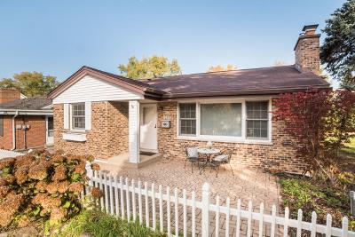 Glen Ellyn Single Family Home For Sale: 440 Turner Avenue