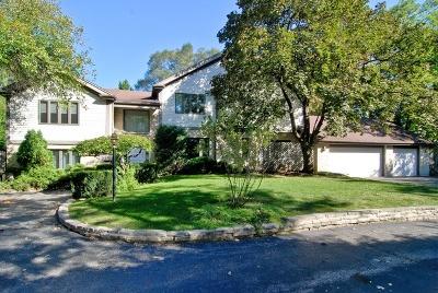 Winnetka Single Family Home For Sale: 319 Hibbard Road