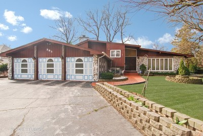 Riverside Single Family Home For Sale: 395 Robinson Road