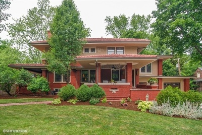 Oak Park Single Family Home For Sale: 722 Iowa Street