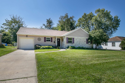 Single Family Home For Sale: 3017 Burrmont Road