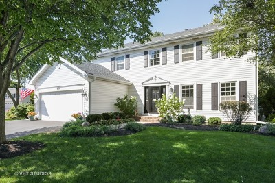 Barrington Single Family Home For Sale: 606 Braemar Lane