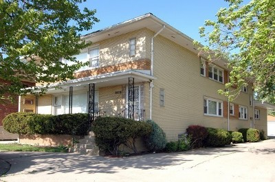 Chicago Multi Family Home For Sale: 11701 South Western Avenue