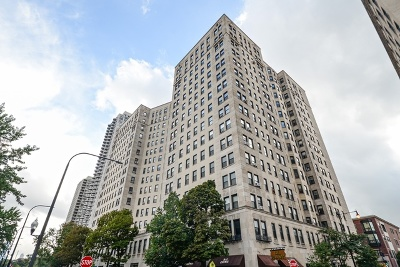 Condo/Townhouse Contingent: 2000 North Lincoln Park West Street #403