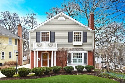 Glen Ellyn Single Family Home For Sale: 663 Forest Avenue