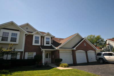 Roselle Rental For Rent: 1655 Mansfield Court #5
