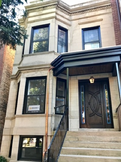 Single Family Home For Sale: 5402 North Glenwood Avenue