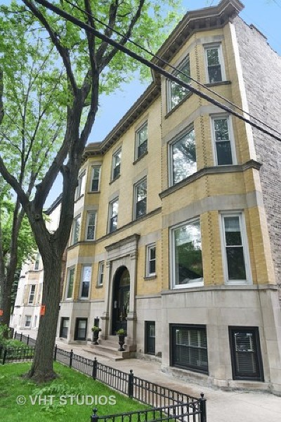 Condo/Townhouse For Sale: 1466 West Warner Avenue #2W