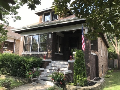 Forest Park Single Family Home For Sale: 903 Lathrop Avenue