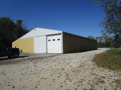 Crete, Monee Commercial For Sale: 26945 South Governors Highway