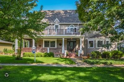 Glen Ellyn Single Family Home Contingent: 501 Bryant Avenue