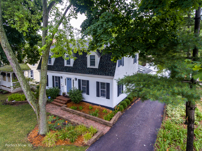 Barrington Single Family Home For Sale: 244 Coolidge Avenue