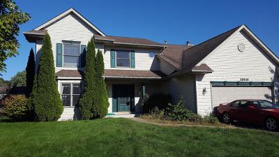 Plainfield Single Family Home For Sale: 15949 South Lexington Drive