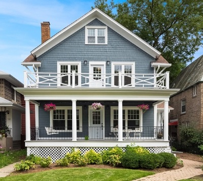 Oak Park Single Family Home For Sale: 704 Fair Oaks Avenue