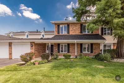 Willowbrook IL Condo/Townhouse Re-Activated: $200,000