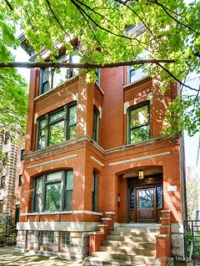 Multi Family Home For Sale: 1530 North Hudson Avenue