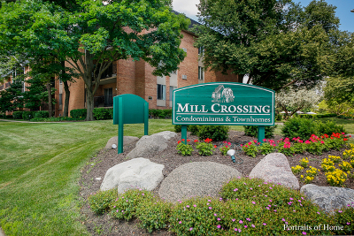 Naperville Condo/Townhouse For Sale: 1004 North Mill Street North #202