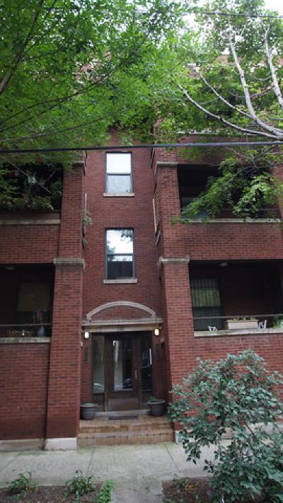 Condo/Townhouse For Sale: 4744 North Washtenaw Avenue #2