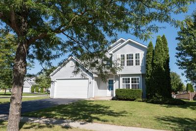 Plainfield Single Family Home For Sale: 1814 Harvest Lane