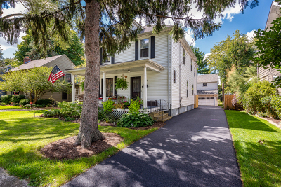 Batavia Single Family Home New: 337 North Prairie Street