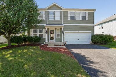 Elburn Single Family Home For Sale: 1106 Kendall Street
