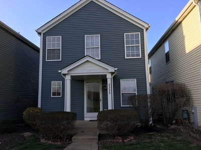 Plainfield Single Family Home For Sale: 2322 Woodhill Court