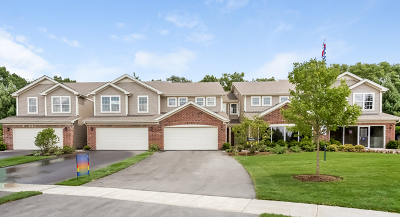 Cary Condo/Townhouse Contingent: 1328 Prarie View Parkway