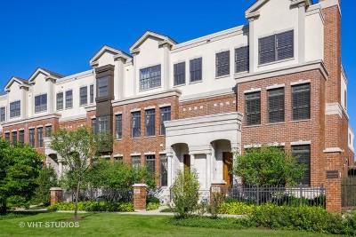 Highland Park Condo/Townhouse For Sale: 859 Laurel Avenue