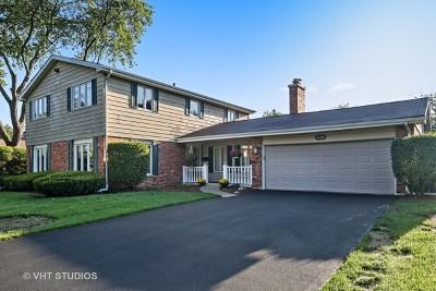 Wheaton Single Family Home For Sale: 1625 Gamon Road