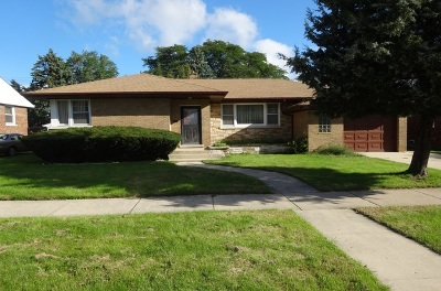 Westchester Single Family Home For Sale: 10330 Kent Street