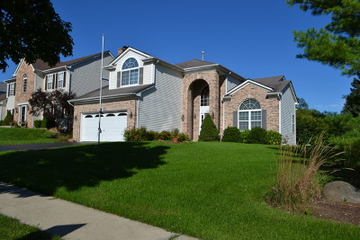West Chicago Single Family Home For Sale: 1695 Whispering Oaks Court