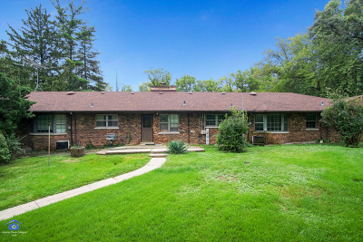 Homewood Single Family Home For Sale: 19200 Riegel Road