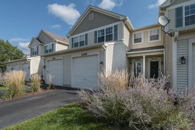 Naperville Condo/Townhouse For Sale: 2309 Overlook Court