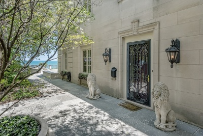 Winnetka Single Family Home For Sale: 480 Oak Street
