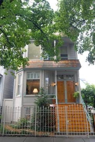 Multi Family Home For Sale: 1221 West Barry Avenue