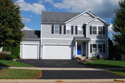 Elburn Single Family Home For Sale: 1015 Kendall Street