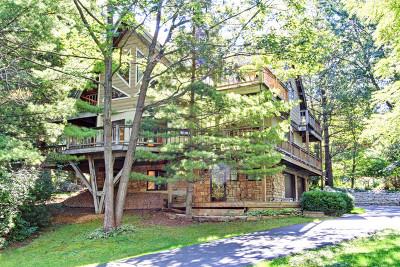 Barrington Single Family Home For Sale: 25680 West Lake Shore Drive