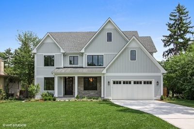 Glen Ellyn, Wheaton, Lombard, Winfield, Elmhurst, Naperville, Downers Grove, Lisle, St. Charles, Warrenville, Geneva, Hinsdale Single Family Home Price Change: 925 South Bodin Street