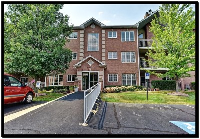 Orland Park Condo/Townhouse Re-Activated: 11545 Settlers Pond Way #1A