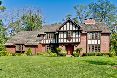 Lake Forest Single Family Home For Sale: 1393 South Estate Lane
