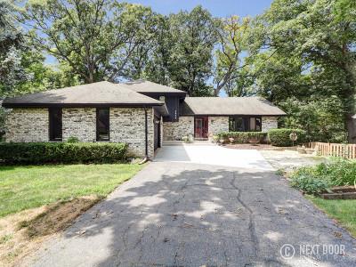 Woodridge Single Family Home For Sale: 2948 Hickory Court
