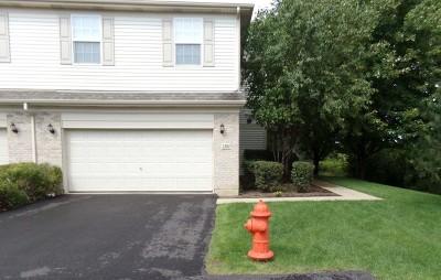 Elgin Condo/Townhouse New: 1261 Bradley Circle