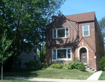 Evanston Multi Family Home For Sale: 9116 Ewing Avenue