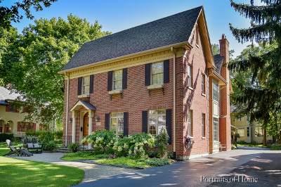 Naperville Single Family Home For Sale: 656 North Webster Street